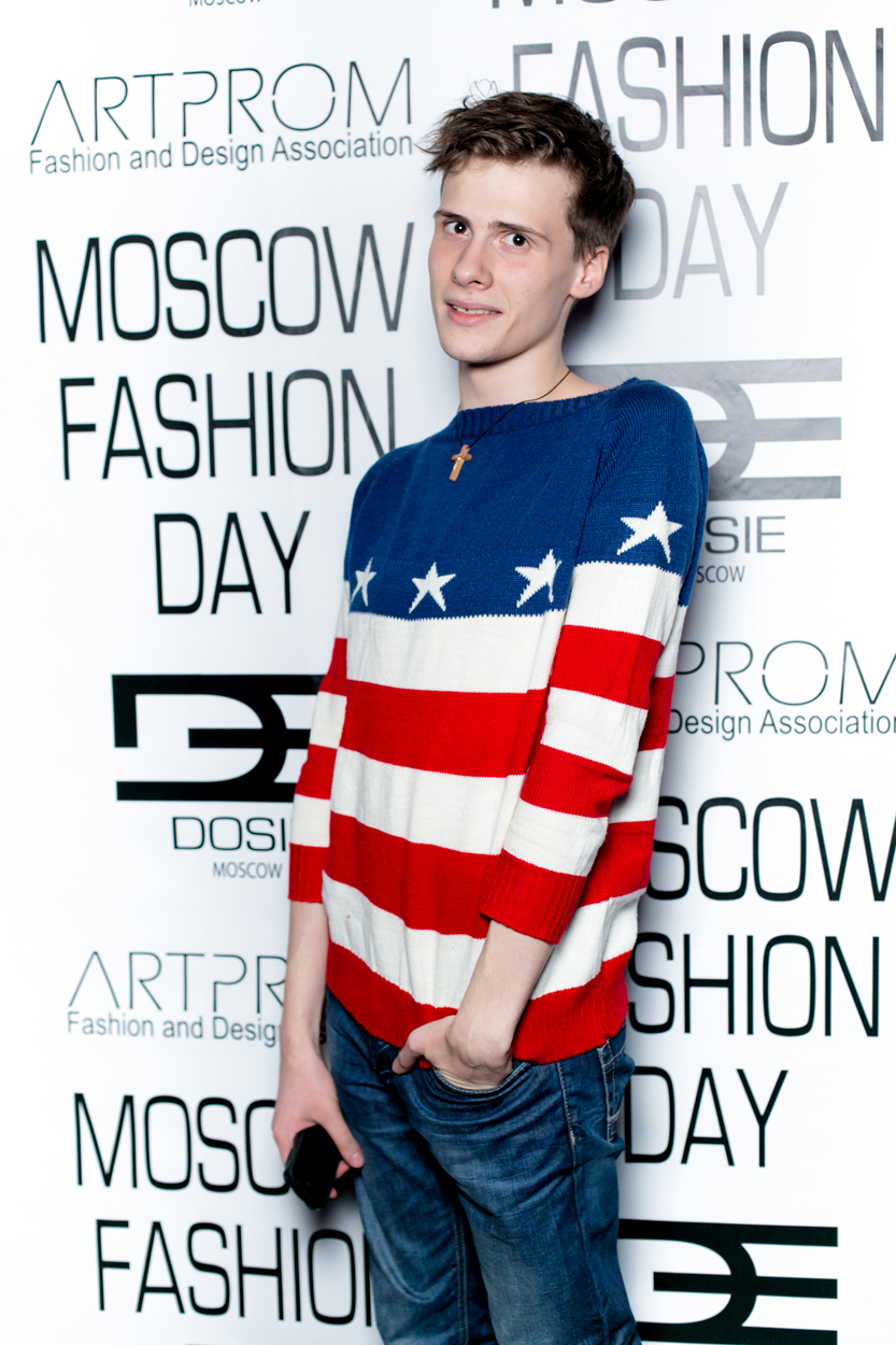 Раздел Fotootchet Worldwide Fashion Day 30.11.2012